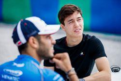 Roy Nissany, Campos Racing, Jack Aitken, ART Grand Prix