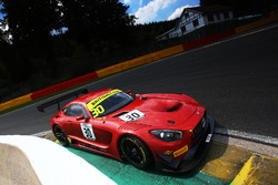 #30 Ram Racing Mercedes AMG-GT3: Remon Vos, Tom Onslow-Cole