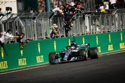 Winnaar Lewis Hamilton, Mercedes AMG F1 W09