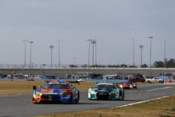 #75 SunEnergy1 Racing Mercedes AMG GT3: Kenny Habul, Thomas Jäger, Maro Engel, Mikael Grenier, #29 M