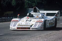 Reinhold Joest, Dale Whittington, Klaus Niedzwiedz, Porsche 908/80 Turbo