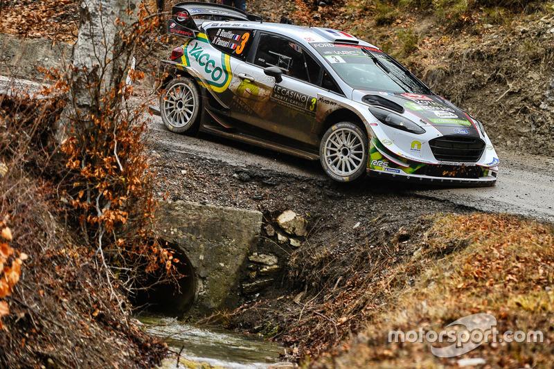 Бриан Буфье и Ксавье Пансери, Ford Fiesta WRC