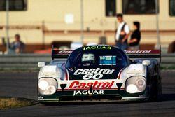 #60 Jaguar XJR-12: Price Cobb, John Nielsen, Martin Brundle