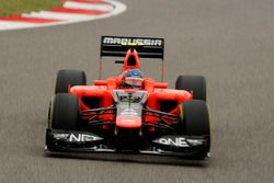 Timo Glock, Marussia F1 Team MR01