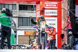 #7 Yamaha Official Rally Team: Franco Caimi