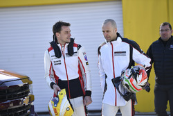 Gianmaria Bruni, Earl Bamber, Porsche Team North America