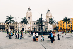 Sfeerbeeld Lima