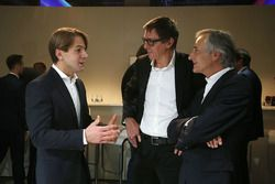 Augusto Farfus, Guido Stalmann, Charly lamm, Team Principal BMW Team Schnitzer