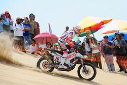 #26 Hero MotoSports Team Rally: Joaquim Rodrigues