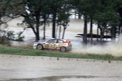 Карлос Сайнс и Луис Мойя, Toyota Corolla WRC