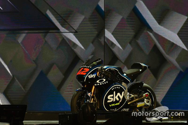 Livery Sky Racing Team VR46 2018