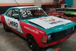 Carro de Paulo Gomes
