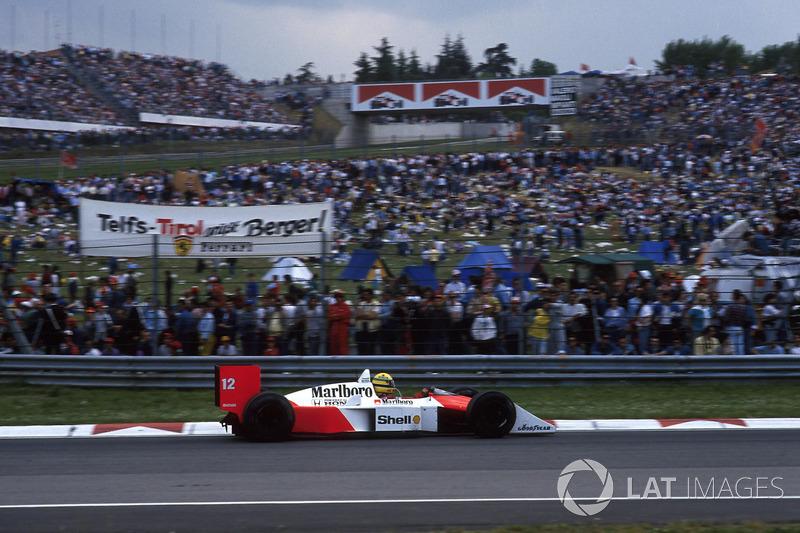 GP de San Marino de 1988