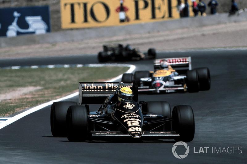 3 - GP da Espanha, 1986, Jerez de la Frontera