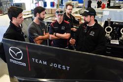 Joel Miller, Spencer Pigot, Mazda Team Joest