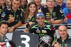 3e plaats Johann Zarco, Monster Yamaha Tech 3
