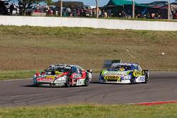 Norberto Fontana, JP Carrera Chevrolet, Julian Santero, Coiro Dole Racing Torino