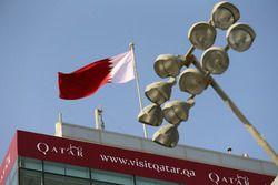 Flagge: Katar