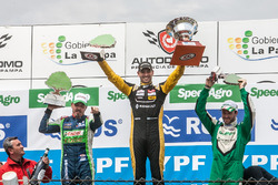 Facundo Ardusso, Renault Sport Torino, Agustin Canapino, Jet Racing Chevrolet, Gaston Mazzacane, Coi