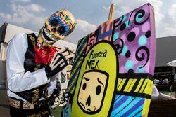 Schilder in Mexico