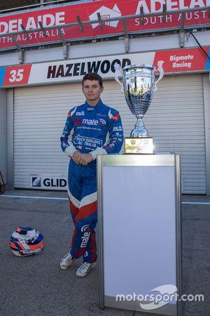Todd Hazelwood, Brad Jones Racing Holden ve Adelaide 500 kupası