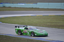 #18 MP1A Chevrolet Corvette C5, Juan Vento, JV Racing
