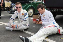 #81 BMW Team MTEK BMW M8 GTE: Nicky Catsburg, #82 BMW Team MTEK BMW M8 GTE: Alexander Sims