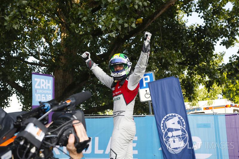 Ganador Lucas di Grassi, Audi Sport ABT Schaeffler