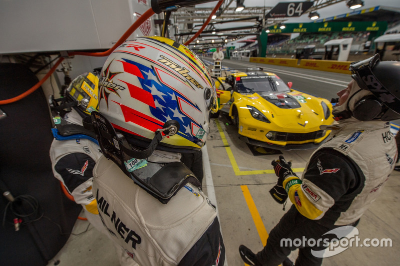 2018: Tommy Milner, Corvette Racing