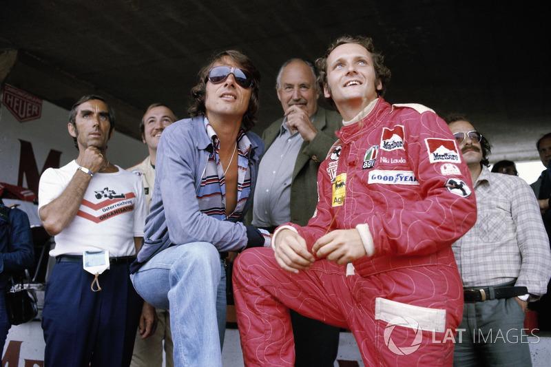 В оставшихся двух Гран При того сезона Лауда сначала финишировал третьим, а затем победил: он завоевал титул за Ferrari с преимуществом в 19,5 баллов над Эмерсона Фиттипальди. Третьим чемпионат закончил Карлос Рейтеманн из Brabham, для которого финал сезона сложился совсем уж скверно