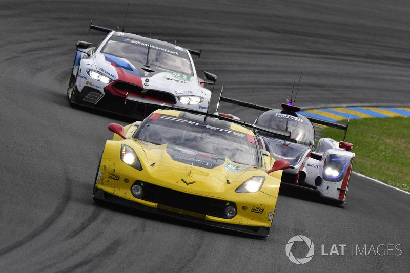 #64 Corvette Racing Chevrolet Corvette C7.R: Oliver Gavin, Tommy Milner, Marcel Fassler