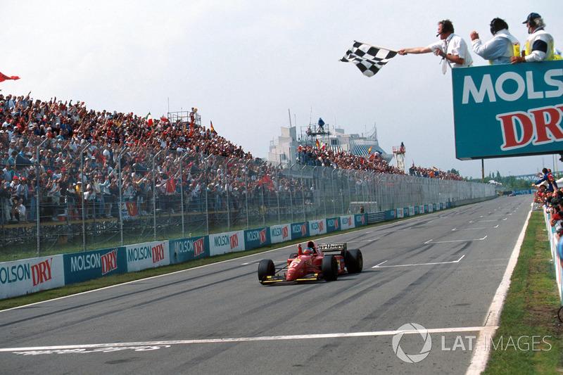Jean Alesi - 1 vitória