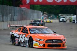 #14 TA2 Ford Mustang: Matt Parent of Mike Cope Racing Enterprises