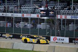 #76 TA2 Chevrolet Camaro: Anthony Honeywell of Stevens Miller Racing/Honeywell Competition