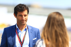 Mark Webber, pilota australiano