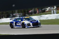 #14 GMG Racing Audi R8 LMS GT4: James Sofronas