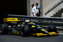 Luis Sala, Minardi Cosworth M188