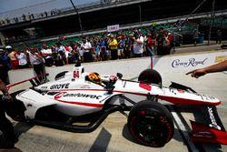 Oriol Servia, Scuderia Corsa con RLL Honda