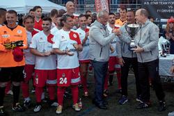 Claudio Ranieri e HSH Principe Alberto di Monaco