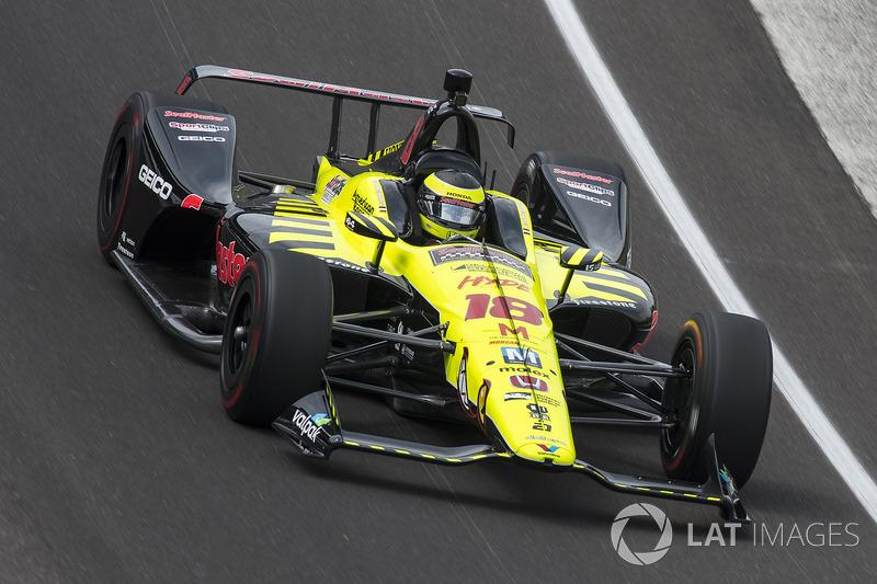 5°: Sébastien Bourdais, Dale Coyne Racing with Vasser-Sullivan Honda