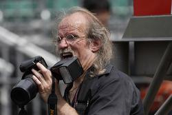 Photographer extraordinaire