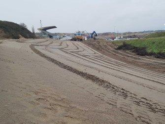 Circuit Zandvoort renovation