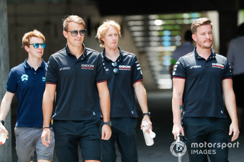 Nico Müller, Dragon Racing, Oliver Turvey, NIO 333, Brendon Hartley, Dragon Racing