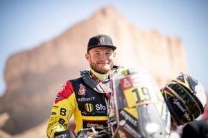 #19 SLOAVNFT Rally Team KTM: Stefan Svitko