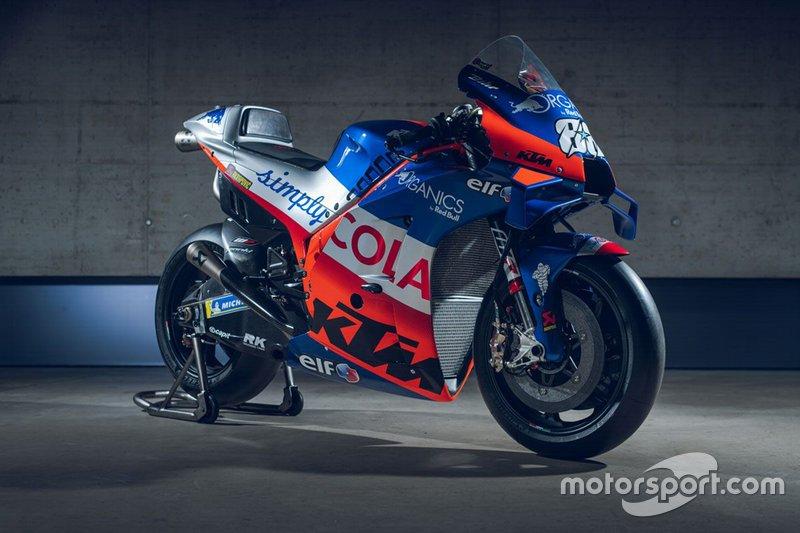 2020 Red Bull KTM RC16 Tech 3