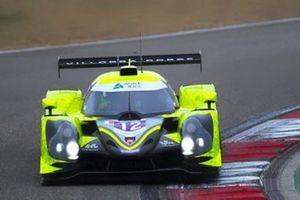 #12 Ligier JS P3 Nissan, ACE1 Villorba Corse: Yuki Harata, Alessandro Bressan, Gabriele Lancieri