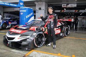 Daisuke Nakajima #16 MOTUL MUGEN NSX-GT