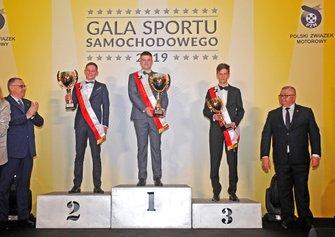 Dawid Borek, Nikodem Wierzbicki, Kamil Serafin