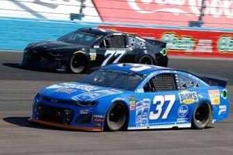 Chris Buescher, JTG Daugherty Racing, Chevrolet Camaro Maxwell House