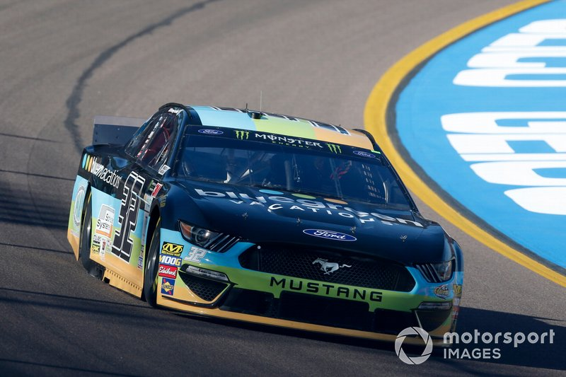 Corey LaJoie, Go FAS Racing, Ford Mustang